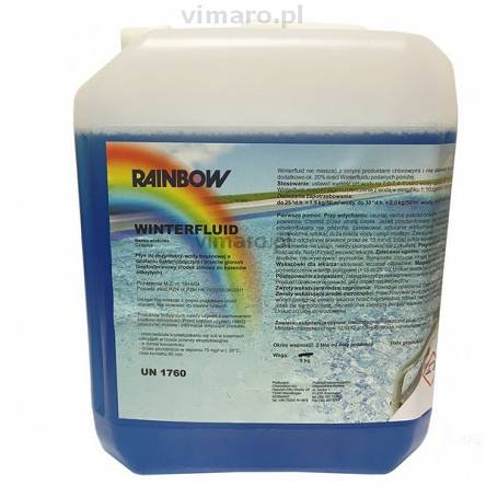 Rainbow WINTER FLUID 5l