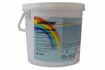 Rainbow QUICK CHLOR 5kg granulat