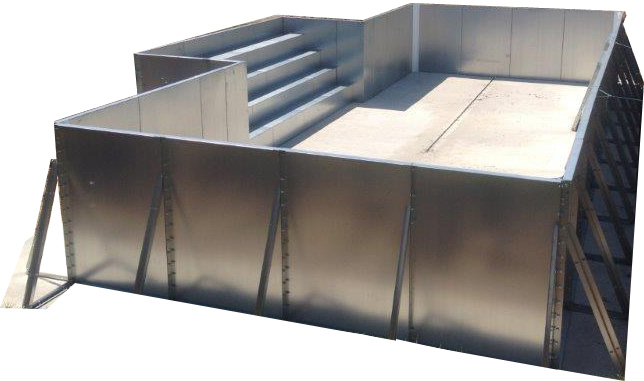 Konstrukcja basenów Orion
